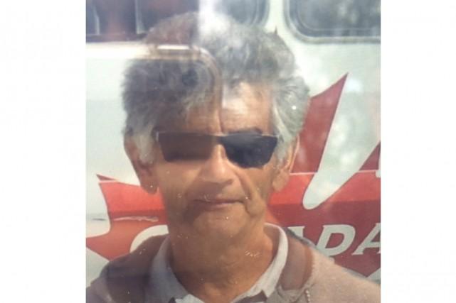 Serge Girard était porté disparu depuis 16h samedi.... (Photo courtoisie)