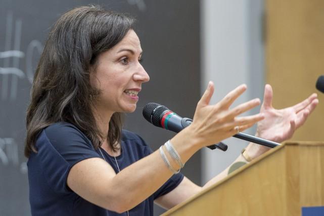 Martine Ouellet.... (La Presse canadienne)
