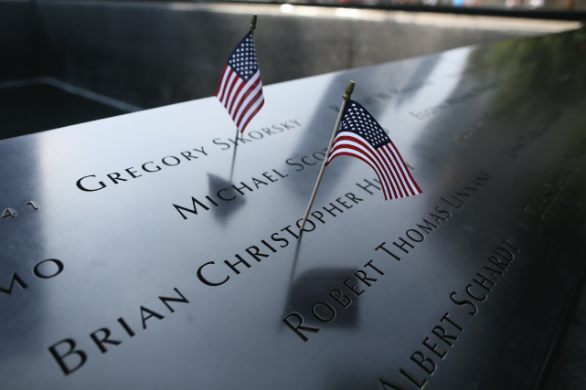 Les 343 pompiers qui ont perdu la vie il y a 15 ans dans les attentats contre...