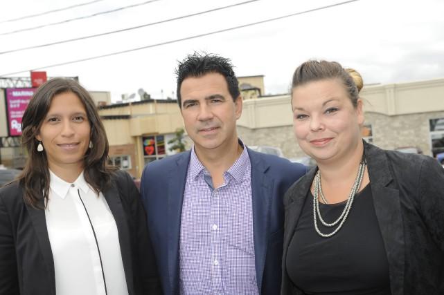 Claudia Madore, responsable des communications et du marketing... (Photo Le Progrès-Dimanche, Gimmy Desbiens)