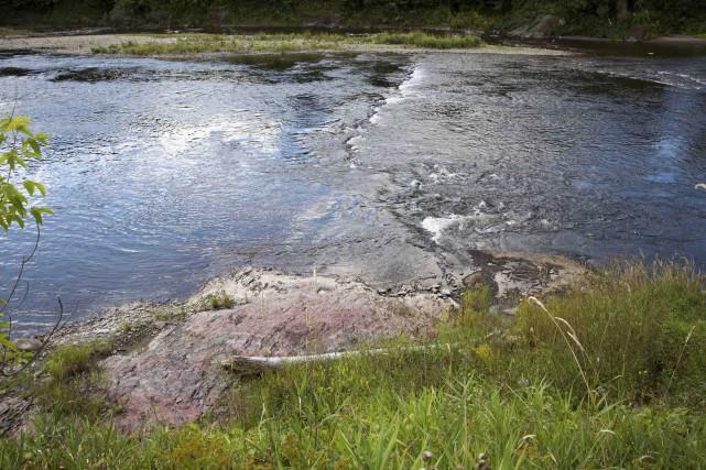 Sur les cent municipalités qui déversent leurs eaux... (Collaboration spéciale, Steve Jolicoeur)