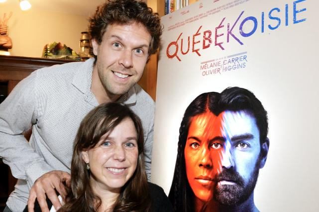 TV5 MONDE présentera Québékoisie, de Mélanie Carrier et... (Le Soleil, Jean-Marie Villeneuve)