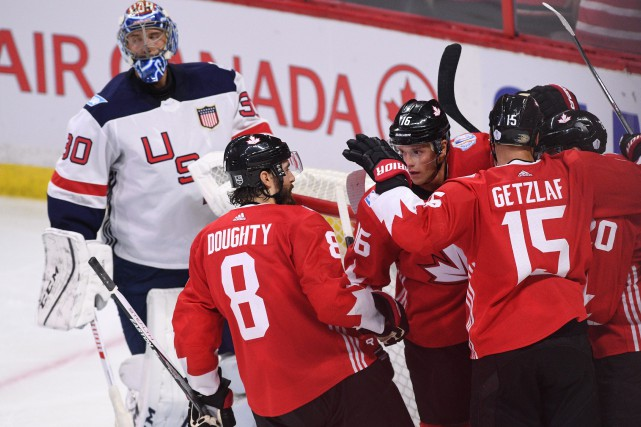 John Tavares, deux fois, Jay Bouwmeester, Matt Duchene... (Photo La Presse Canadienne)