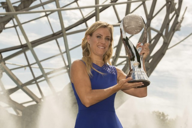Angelique Kerber... (PHOTO Susan Mullane, USA TODAY Sports)