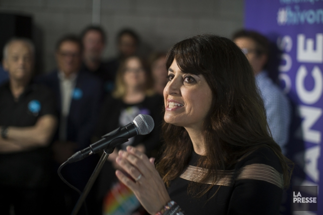 Véronique Hivon, ex-candidate à la direction du PQ.... (Archives La Presse)