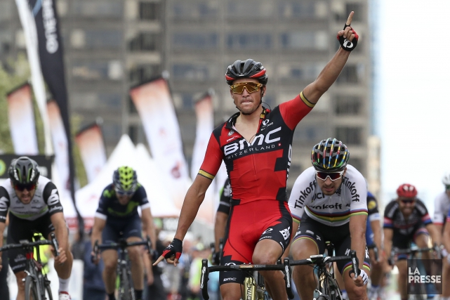 Van Avermaet, le médaillé d'or en cyclisme sur... (PHOTO ROBERT SKINNER, LA PRESSE)