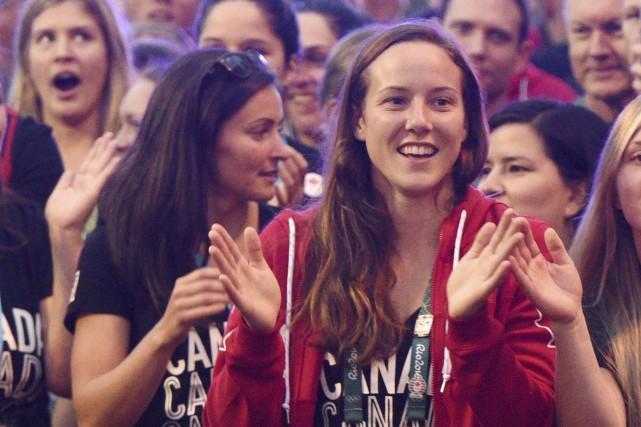 Gagner une médaille de bronze, ça ne change... (Sean Kilpatrick, Archives La Presse canadienne)