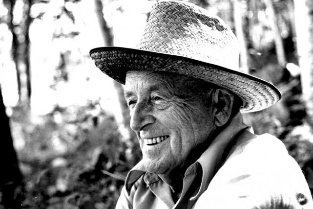 Albert Tessier en 1973.... (Yves Tessier)