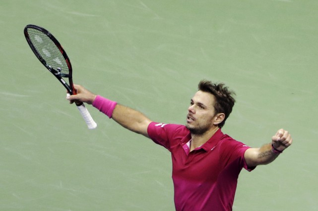 Stan Wawrinka.... (Seth Wenig, Associated Press)