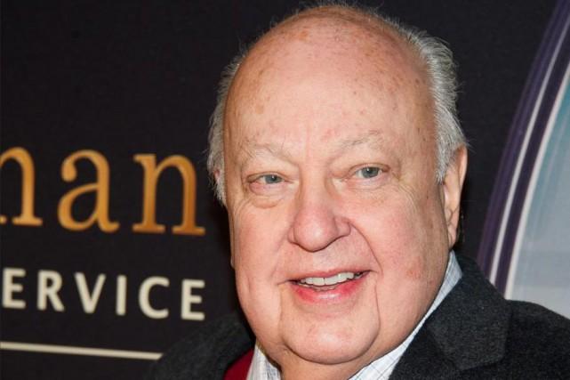 L'ancien patron de Fox NewsRoger Ailes est décédé.... (Archives, Associated Press)