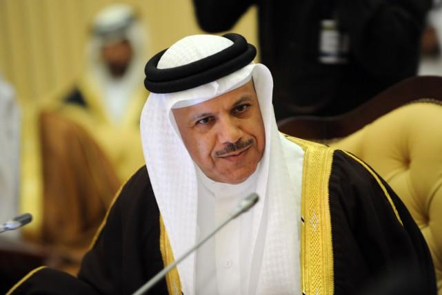 Le secrétaire général du Conseil de coopération du... (photo FAYEZ NURELDINE, archives AFP)