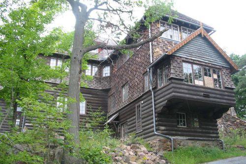 La maison O'Brien a été construite en 1930... (Photo patrimoineoutaouais.ca)