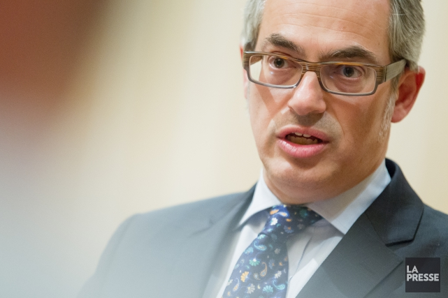Tony Clement... (Archives La Presse)