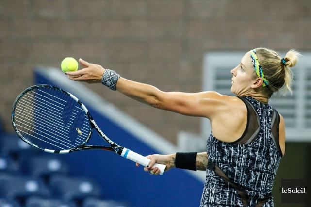 Bethanie Mattek-Sands... (Photo KENA BETANCUR, AFP)
