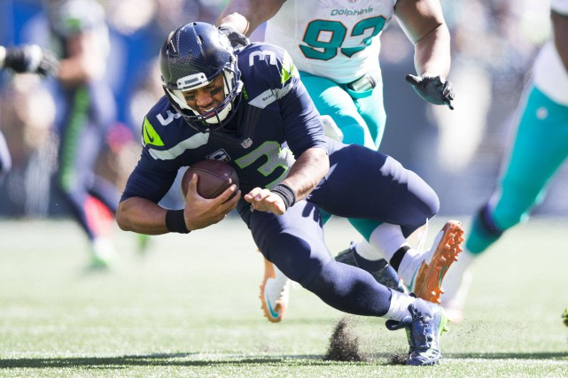 Russell Wilson... (Photo AP)