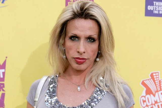 Alexis Arquette en 2007... (Photo Matt Sayles, archives Associated Press)