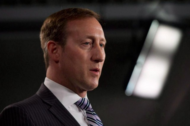 Peter MacKay.... (Photo Adrian Wyld, archives La Presse Canadienne)