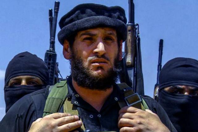 Abou Mohammed al-Adnani... (Archives AP)