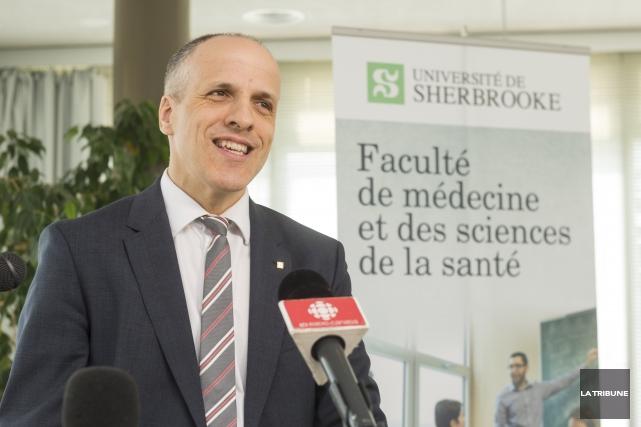 Le doyen de la faculté de médecine de... (Archives, La Tribune)