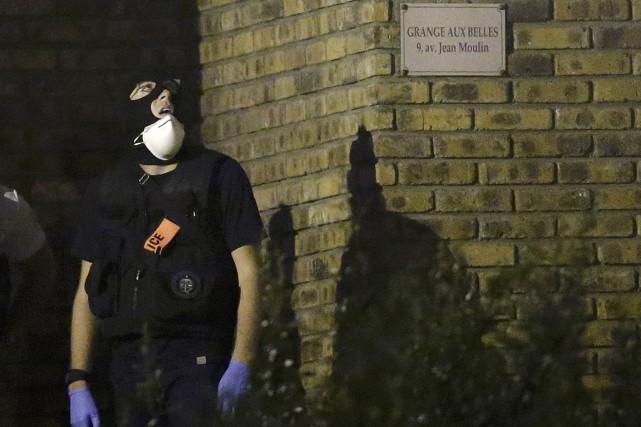 Les trois femmes avaient été interpellées jeudi soir... (Photo Reuters)