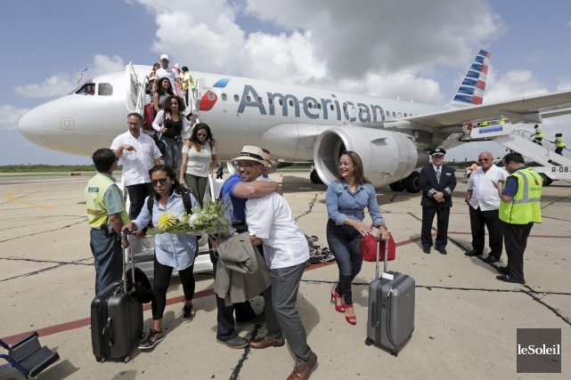 La fin de l'embargo américain sur Cuba signifie... (Photothèque Le Soleil)