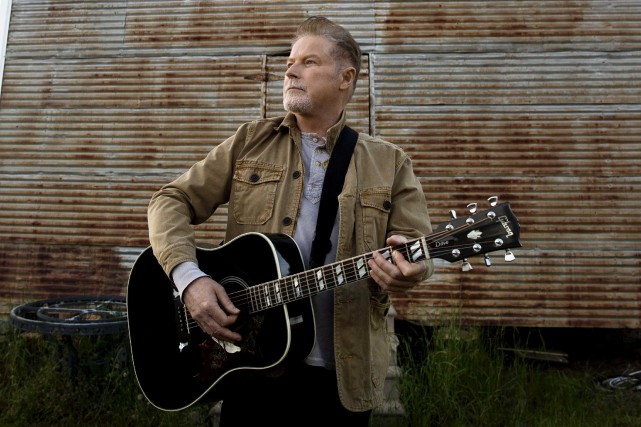 Du haut de ses 69 ans, Don Henley...