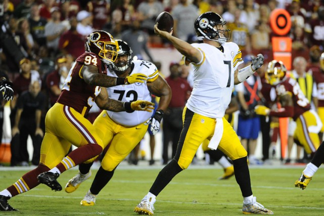 Ben Roethlisberger... (PHOTO REUTERS)