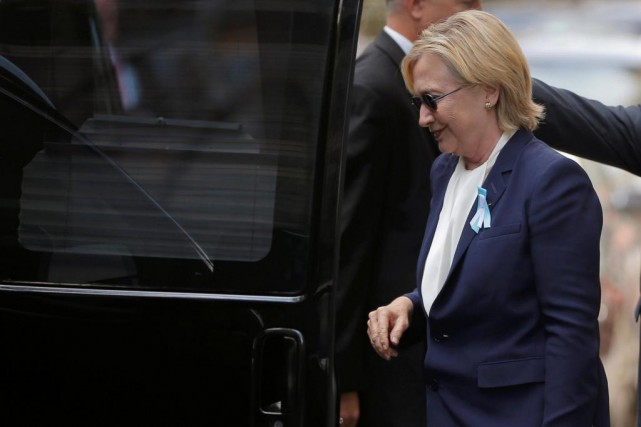 Hillary Clinton... (Photo Brian Snyder, Reuters)