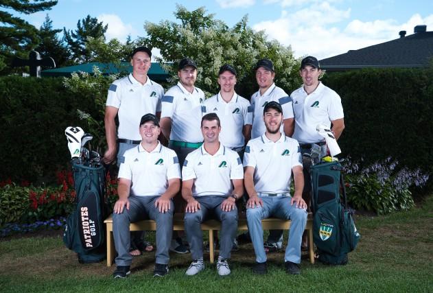 L'équipe de golf des Patriotes occupe le quatrième... (Simon Lahaye Photographe)