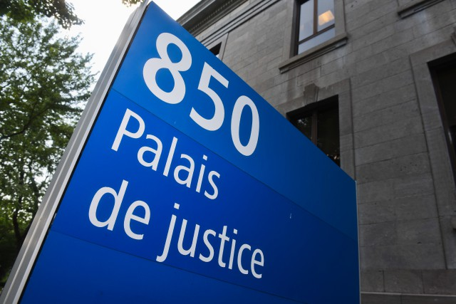 Photo: Francois Gervais10/07/15. TR, Palais de justice... (Photo: Francois Gervais)