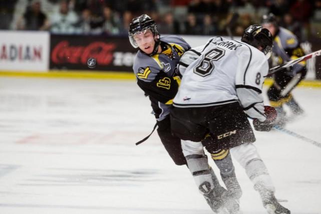 La Ligue de hockey junior majeur du Québec... (PHOTO ULYSSE LEMERISE, COLLABORATION SPÉCIALE)