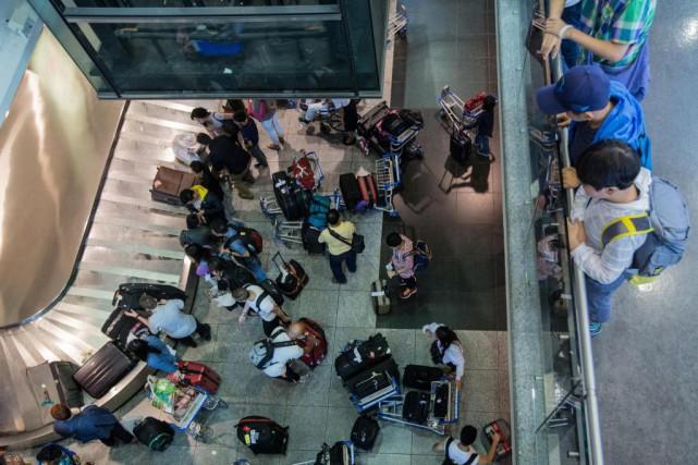 Depuis plusieurs semaines, l'aéroport de Montréal doit non... (PHOTO EDOUARD PLANTE-FRÉCHETTE, LA PRESSE)
