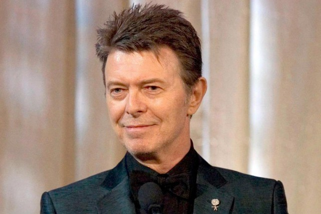 David Bowie, que l'on voit ici en 2007,... (photo Stephen Chernin, archives associated press)