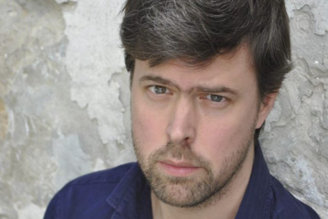 David Szalay... (PHOTO LA PRESSE CANADIENNE)