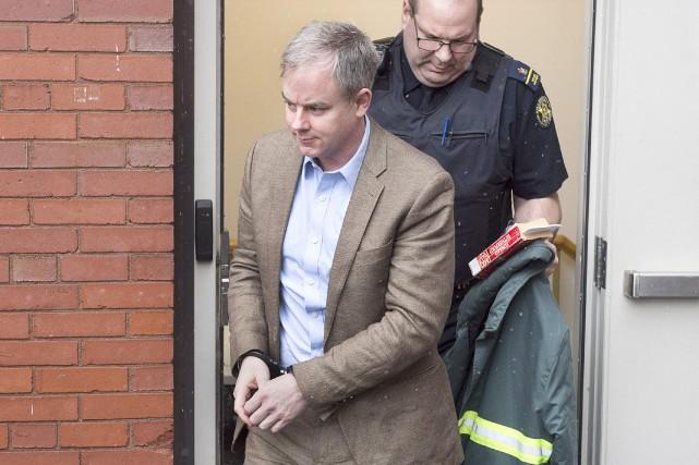 Dennis Oland fait appel du verdict et souhaite... (Archives La Presse canadienne, Andrew Vaughan)