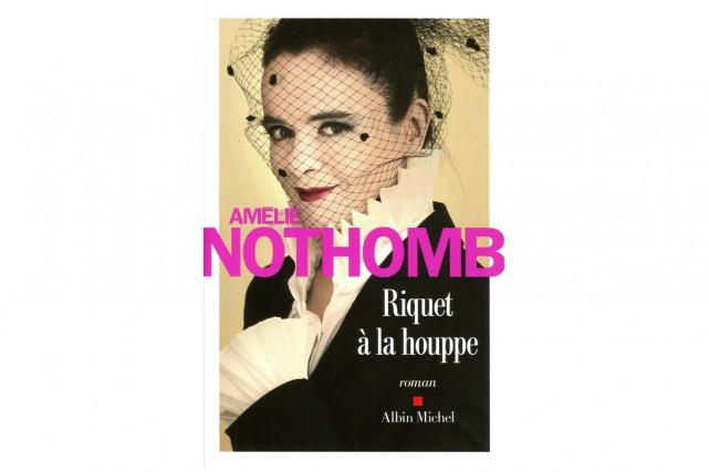 À 49ans, Amélie Nothomb célèbre ses noces d'argent avec la littérature....