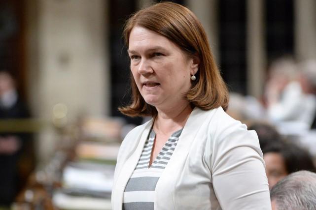 La ministre fédérale de la Santé, la Dre... (Archives La Presse Canadienne)