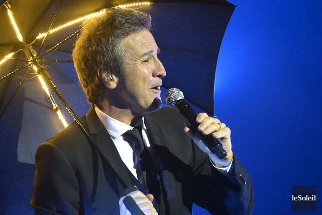 René Simard, qui a lancé son dernier album... (Yan Doublet, Archives Le Soleil)