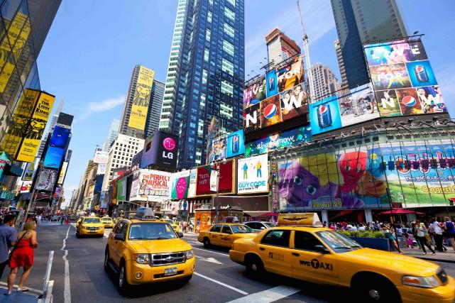 Airbnb fait valoir qu'à New York même, les... (123rf/dibrova)