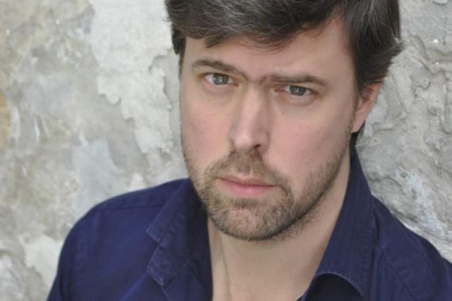 Le Montréalais David Szalay (sur la photo) et... (HO-Penguin Random House via La Presse canadienne)