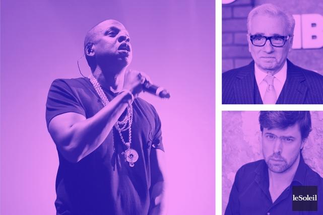 Tidal, un gouffre financier pourle rappeur Jay-Z (Infographie Le Soleil)