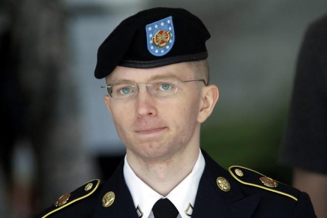 Chelsea Manning, anciennement Bradley Manning, avait annoncé à... (ARCHIVES AP)