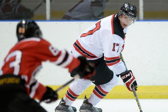 Les joueurs de hockey junior majeur ne sont... (Photo Yan Doublet, Le Soleil)