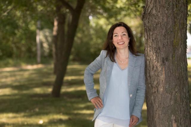 Martine Ouellet est la candidate de la clarté... (Photo Ivanoh Demers, La Presse)