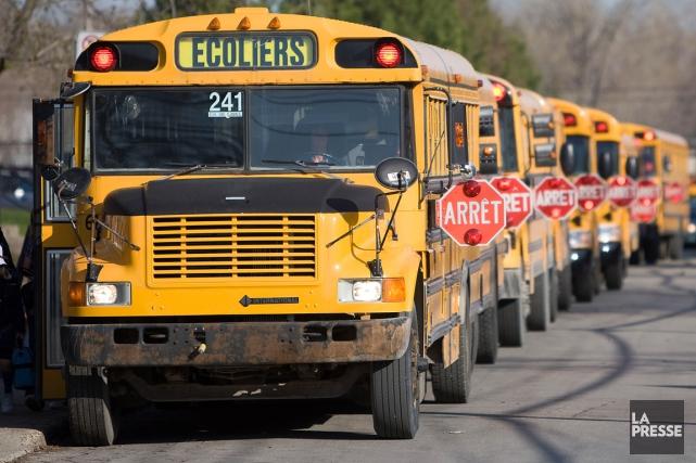 «Le mythe de la gratuité scolaire se traduit... (PHOTO IVANOH DEMERS, ARCHIVES LA PRESSE)
