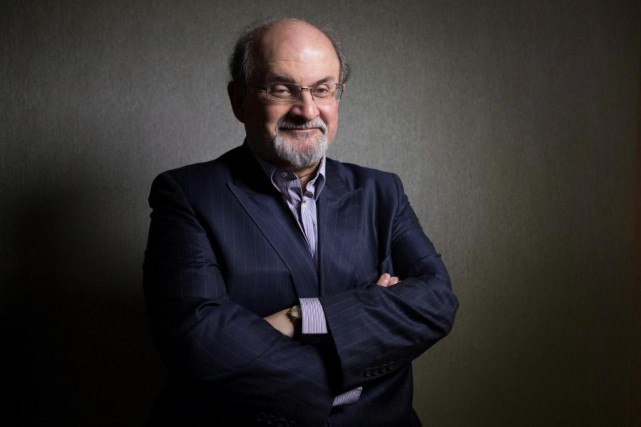 Salman Rushdie... (Photo Chris Young, archives La Presse Canadienne)