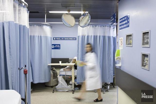 Les médecins devront absorber ces frais à même... (ARCHIVES LA PRESSE)
