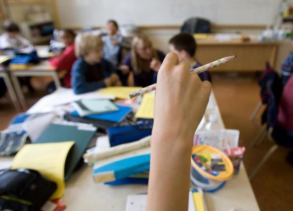 «Deux mois de vacances scolaires peuvent être salutaires... (Photo Patrick Sanfaçon, archives La Presse)