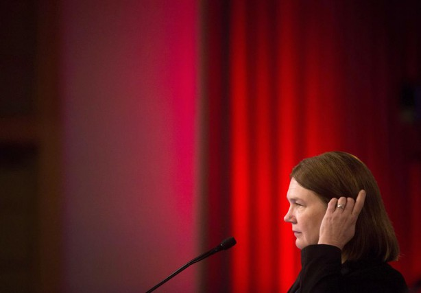 La ministre fédérale de la Santé Jane Philpott entend... (Photo Darryl Dyck, archives La Presse Canadienne)