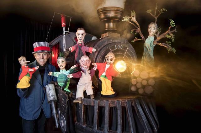 Les marionnettes à l'honneur au Domaine Maizerets (Marie-Josée Marcotte photographe)